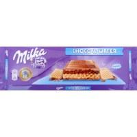 Milka Choco Swing Waffel Chocolate 300g
