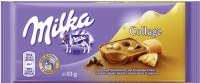 Milka Collage Fudge Chocolate 93g