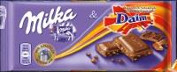 Milka Daim Chocolate 100g