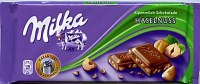 Milka Chocolate with Hazelnuts 100g