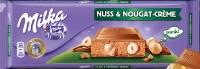 Milka Nuss Nougat Creme Chocolate 300g