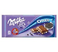 Milka Oreo Chocolate 100g