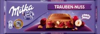 Milka Raisins and Hazelnuts Chocolate 300g