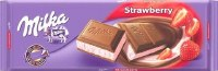Milka Strawberry Yogurt Chocolate 300g