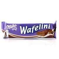 Milka Wafelini Chocolate Wafer 31g