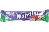Milka Wafelini Premium Hazelnut Wafer 37g