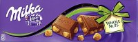 Milka Chocolate with Whole Hazelnuts 250g