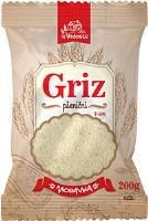 Moravka Griz T-400 Wheat Grits 200g