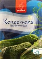 Moravka Konzervans (Preservative) 5g