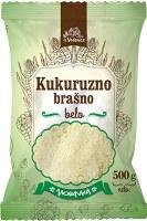 Moravka Fine White Corn Flour 500g