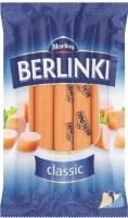 Morliny Berlinki Classic Hotdogs 250g F