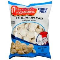 Mr. Pierogi Veal Dumplings with Pork 2lb