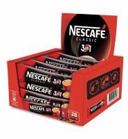 Nescafe 3 in 1 Classic Instant Coffee 28pk