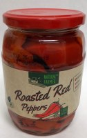 Natural Farmer Roasted Red Peppers 720ml