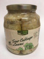 Natural Farmer Sour Cabbage Leaves 1700ml