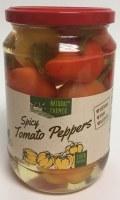 Natural Farmer Tomato Peppers 720ml