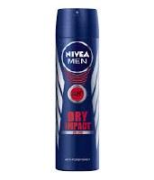 Nivea Spray Deodorant Dry Impact Men