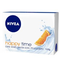Nivea Happy Time Soap Bar 100g