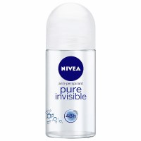 Nivea Roll On Deodorant Pure Invisible Women