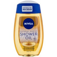 Nivea Natural Caring Shower Oil 200ml
