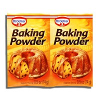Dr. Oetker Baking Powder 14g 6pack