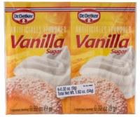 Dr. Oetker Vanilla Sugar 6 pack (6x9g)