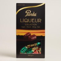 Panda Liquer Chocolate Candies with Liquer Filling 290g