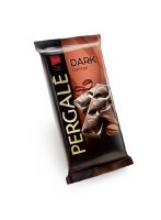 Pergale Dark Chocolate with Coffee 100g