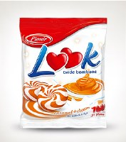 Pionir Look Caramel Hard Candy 90g