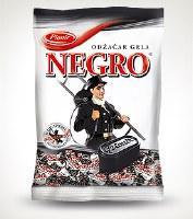 Pionir Negro Candy 100g