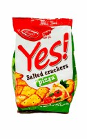 Pionir Yes Pizza Flavored Salted Crackers 100g