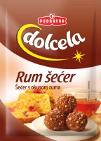 Podravka Dolcela Rum Sugar 10g