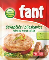 Podravka Fant Cevapi & Pljeskavice Seasoning Mix 40g