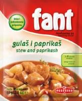 Podravka Fant Gulash & Paprikas Seasoning 65g