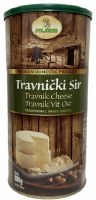Poljorad Travnicki Sir Cows Milk Cheese in Brine 800g