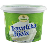 Poljorad Travnicka Bijela Cows Milk Cheese in Brine 400g R