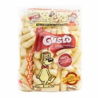 Gusto Pufuleti Plain Corn Puffs 45g