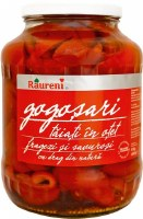Raureni Red Pepper Halves1600g