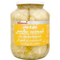 Raurenti Varza Pickled Cabbage Leaves 1500ml