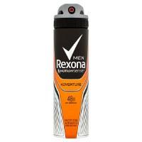 Rexona Motion Sense Adventure Mens Deodorant Spray 150ml