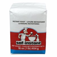 LeSaffre Saf Instant Yeast 1lb