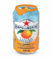 SanPellegrino Orange Sparkling Beverage 12oz