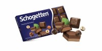 Schogetten Milk Chocolate with Nougat Filling 100g