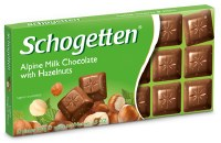 Schogetten Hazelnut Chocolate 100g