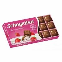Schogetten Strawberry Yogurt Chocolate 100g