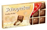 Schogetten Vanilla Wafer Chocolate 100g