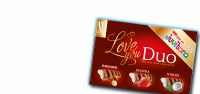 Swisslion-Takovo Love You Duo Chocolate Assortment 120g