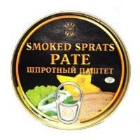 Gold Star Smoked Sprats Pate 160g