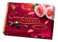 Solidarnosc Chocolate Secret Pralines with Creamy Fillings 238g