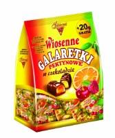 Solidarnosc Wiosenne Fruit Jelly Candy 200g